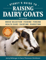 Omslag - Storey's Guide to Raising Dairy Goats