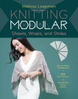 Omslag - Knitting Modular Shawls, Wraps, and Stoles