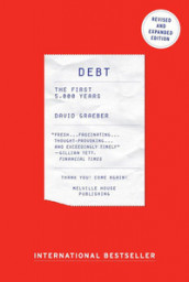 Debt av David Graeber (Heftet)