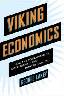 Viking Economics av George Lakey (Innbundet)