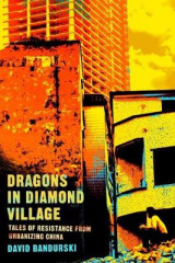 Omslag - Dragons in Diamond Village