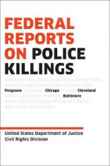 Omslag - Federal Reports on Police Killings