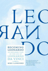 Omslag - Becoming Leonardo