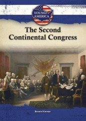 The Second Continental Congress av Bonnie Hinman (Innbundet)