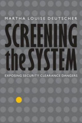 Omslag - Screening the System