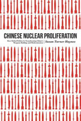 Omslag - Chinese Nuclear Proliferation