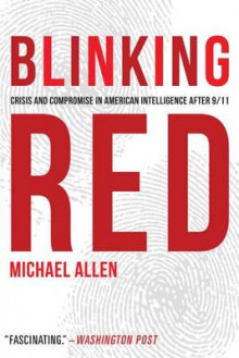 Blinking Red av Michael Allen (Heftet)
