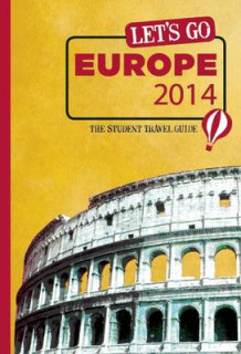 Let's Go Europe 2014 av Harvard Student Agencies Inc. (Heftet)