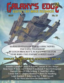 Galaxy's Edge Magazine av Robert J Sawyer og Leigh Brackett (Heftet)