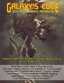 Galaxy's Edge Magazine av Mercedes Lackey og Jr L Modesitt (Heftet)
