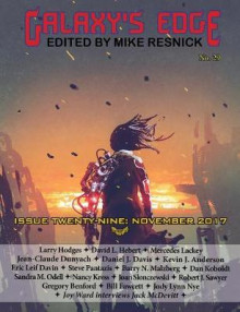 Galaxy's Edge Magazine av Mercedes Lackey, Kevin J Anderson og Nancy Kress (Heftet)