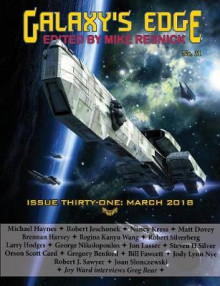 Galaxy's Edge Magazine av Orson Scott Card, Robert Silverberg og Nancy Kress (Heftet)