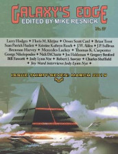 Galaxy's Edge Magazine av Orson Scott Card, Joe Haldeman og Mercedes Lackey (Heftet)