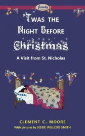 'Twas the Night before Christmas av Clement C Moore (Heftet)
