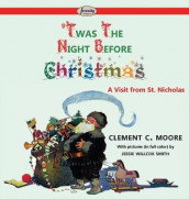 'Twas the Night before Christmas av Clement C Moore (Innbundet)