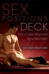 Sex Positions Deck av Lisa Sweet (Undervisningskort)