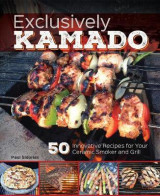 Omslag - Exclusively Kamado