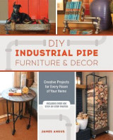 Omslag - DIY Industrial Pipe Furniture and Decor