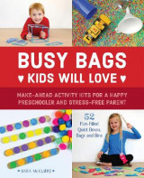 Omslag - Busy Bags Kids Will Love