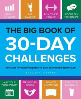 Omslag - The Big Book of 30-Day Challenges