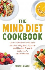 Omslag - The MIND Diet Cookbook