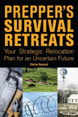 Omslag - Prepper's Survival Retreats