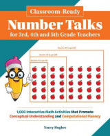 Omslag - Classroom-Ready Number Talks for Third, Fourth and Fifth Grade Teachers