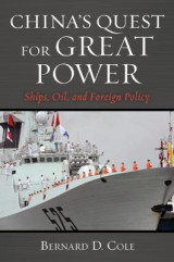 Omslag - China's Quest for Great Power