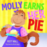 Omslag - Molly Earns Her Pie