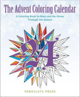 Omslag - The Advent Coloring Calendar