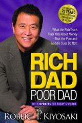 Omslag - Rich Dad Poor Dad