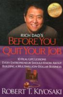 Rich Dad's Before You Quit Your Job av Robert T. Kiyosaki (Heftet)