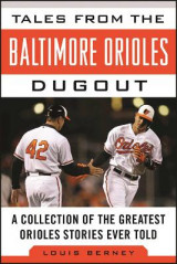 Omslag - Tales from the Baltimore Orioles Dugout