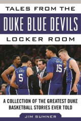 Omslag - Tales from the Duke Blue Devils Locker Room