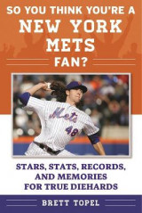 Omslag - So You Think You're a New York Mets Fan?
