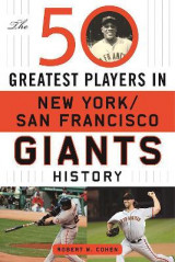Omslag - The 50 Greatest Players in San Francisco/New York Giants History