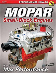 Mopar Small-Blocks av Larry Shepard (Heftet)