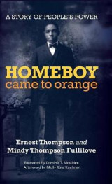 Omslag - Homeboy Came to Orange