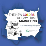 Omslag - The New Colors of Law Firm Marketing