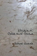 Omslag - Masonic Odes and Poems
