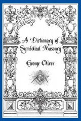 Omslag - A Dictionary of Symbolical Masonry