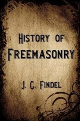 Omslag - History of Freemasonry