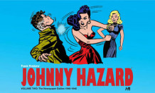Johnny Hazard The Newspaper Dailies 1946-1948 Volume 2 av Frank Robbins (Innbundet)
