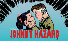 Johnny Hazard The Newspaper Dailies Volume 4 (1949-1951) av Frank Robbins (Innbundet)