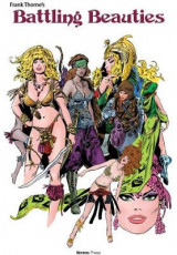 Omslag - Frank Thorne's Battling Beauties