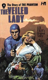 Omslag - The Phantom: The Complete Avon Novels: Volume #4: The Veiled Lady