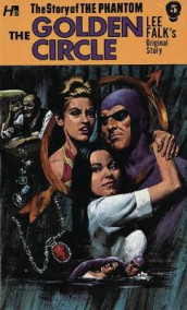 The Phantom: The Complete Avon Novels: Volume #5 The Golden Circle av Lee Falk (Heftet)