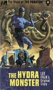 The Phantom: The Complete Avon Novels: Volume #8 The Hydra Monster av Lee Falk (Heftet)