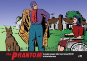 THE PHANTOM the Complete Newspaper Dailies by Lee Falk and Wilson McCoy: Volume Fourteen 1956-1957 av Lee Falk (Innbundet)