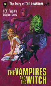 The Phantom: The Complete Avon Novels: Volume 12: The Vampires and the Witch av Lee Falk (Heftet)